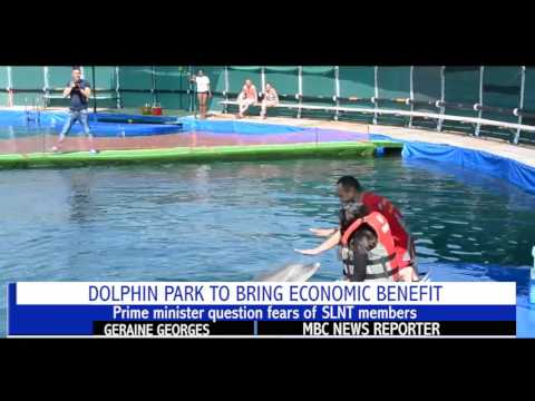 DOLPHIN PARK TO BRING ECONOMIC BENEFIT