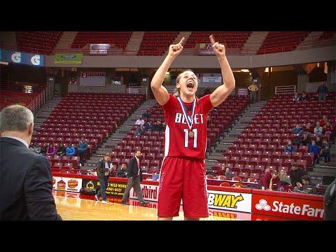 2016 IHSA 4A Girls Basketball State Final: Benet Academy vs Fremd // 03.05.16