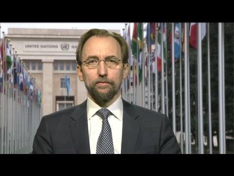 UN human rights chief: 'Commitments to rights norms are being dismantled'
