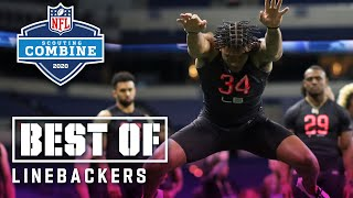 Best of Linebacker Workouts at the 2020 NFL Scouting Combine