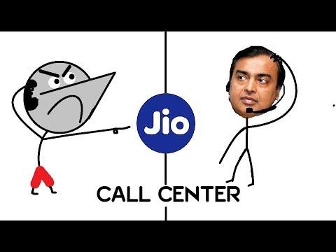 Jio Call Center | Halkat Call 1