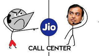 Jio Call Center | Halkat Call 1