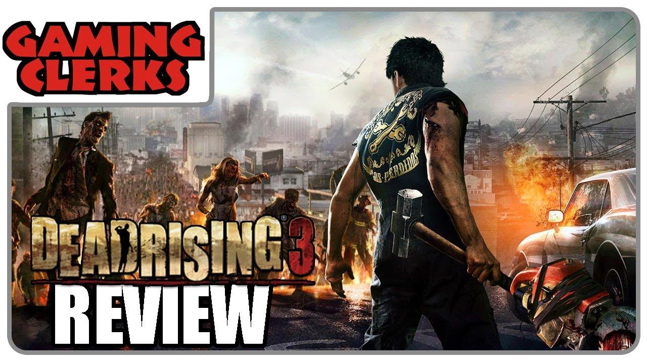 Dead Rising 3 Test