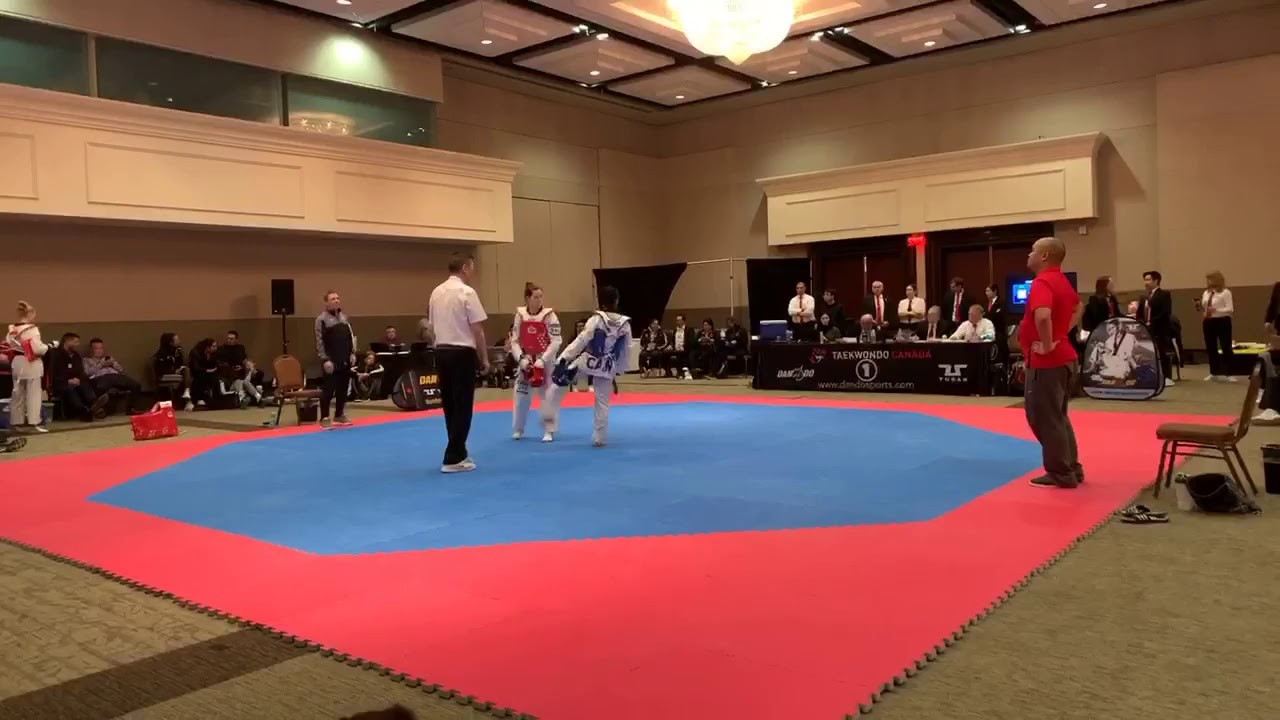 Canadian Olympic Trial Yvette Yong Charlotte Brown Youtube