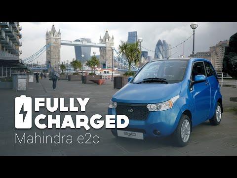Mahindra e2o   Fully Charged