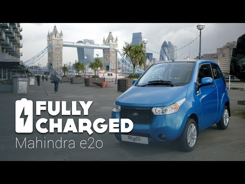 Mahindra e2o | Fully Charged