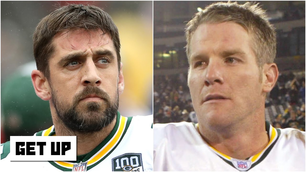 Brett Favre Believes Aaron Rodgers Will Leave Green Bay Packers ...