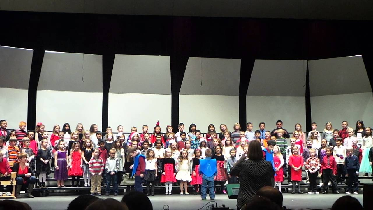 Holiday Sing - December 9th 2015 - YouTube