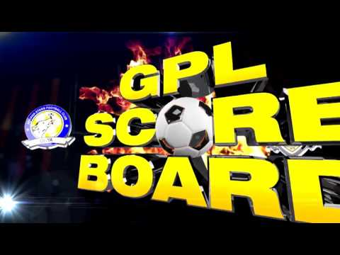 GHANA PREMIER LEAGUE  SCORE BOARD  WEEK 5