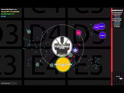 Agario New Agario Mod Tutorial Awesome Zooming And Much More