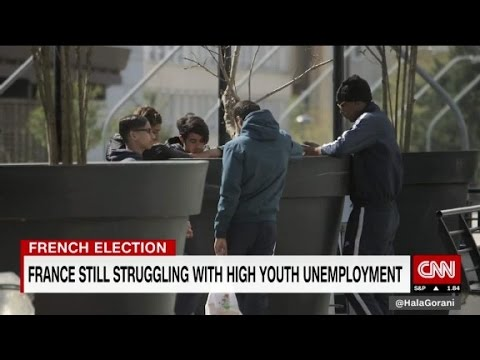 France still struggles with youth unemployment