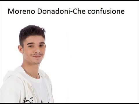 Moreno -che confusione [album