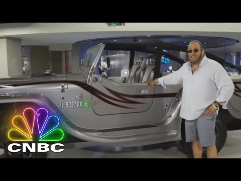 Secret Lives Of The Super Rich: One Of Montecito California's Most Private Mansions | CNBC Prime