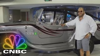 "Secret Lives Super Rich: ""The Watercar Panther"" Covers All Types Of Terrain 