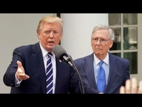 Download Youtube: Trump, McConnell smooth things over amid tax reform push