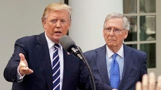 2017-10-16-23-01.Trump-McConnell-smooth-things-over-amid-tax-reform-push