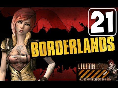 Borderlands 1 PC [E21] - FUEL FEUD & SCAVENGING A REVOLVER!!!
