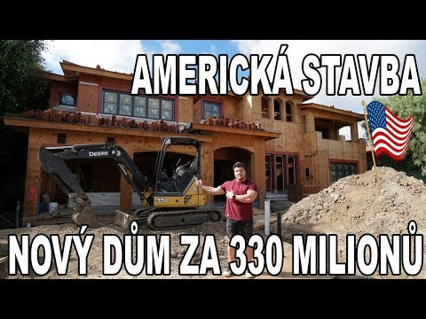Neuveritelna stavba domu v Beverly Hills za 330 milionů korun! House tour