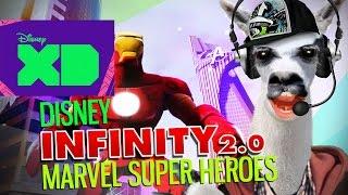 #PlaySteve - Disney Infinity | Tutorial de Juego