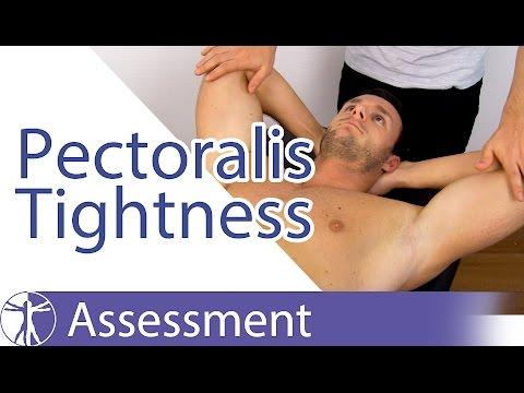 Pectoralis Major and Minor Muscle Tightness Test