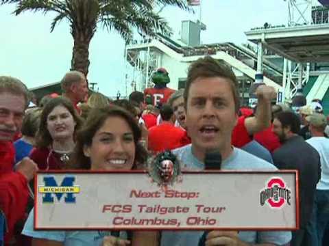 Fox College Sports  The FCS Tailgate Tour Episode 4: Florida vs. Georgia