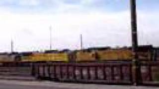 A Tour of the Roseville, CA Union Pacific Rail Yard