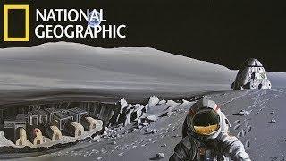 """С точки зрения науки """"Заселение Луны"""" Документальные фильмы National Geographic HD"""