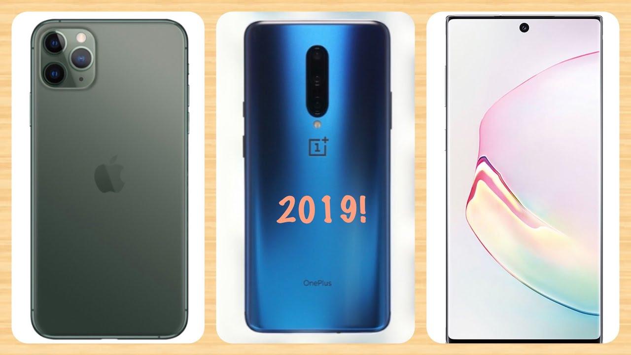 Best Smartphones of 2019!