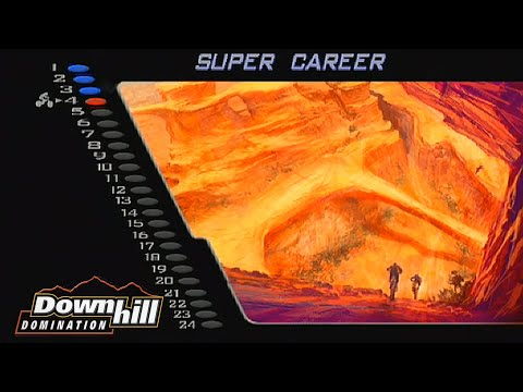 Downhill Domination - Super Career Playthrough