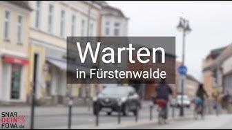 Warten in Fürstenwalde