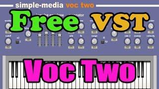 Free vst - nst vocal synth   Best Free 64 bit VST/AU Synths