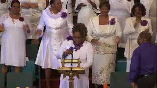 Greater St. John Missionary Baptist Church Oakland HD, Trouble don't last always