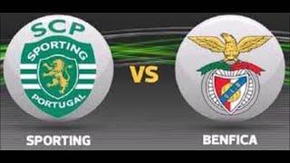 Спортинг Бенфика Прогноз матча Португалия высшая лига FIFA 2021