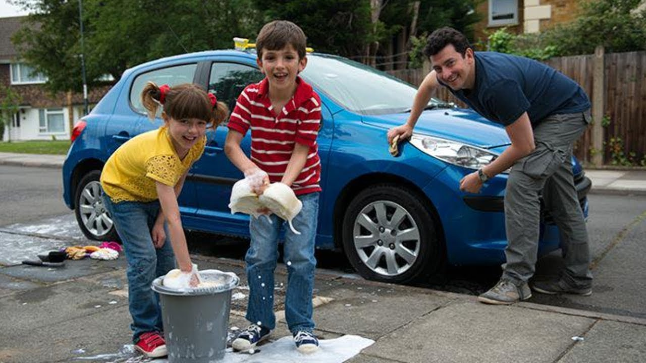 Topsy and Tim - CAR WASH