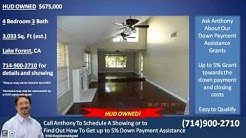 FHA Loan in Lake Forest.mp4