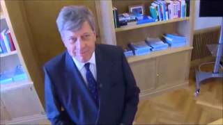 Video boodschap minister Ivo Opstelten (Space Oddity version) - Big Brother Award
