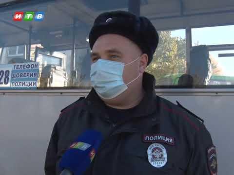 ТРК ИТВ: В Крыму штрафуют горе водителей общественного транспорта