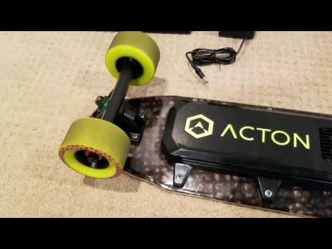 Acton Blink Board: Review, Hill test, and Controller Fix.