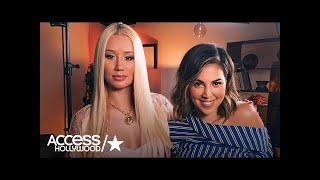 exclusive iggy azalea on her new single switch her 15 pound weight loss access hollywood
