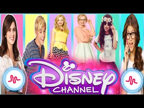 Disney Channel Stars The Best Musical.ly Compilation