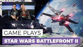 Star Wars Battlefront II | #GAME Plays