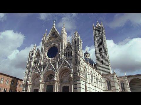 Siena, Dom: ITALIEN – Toscana, Wiege der Renaissance im alten Kulturland der Etrusker, Teil 3