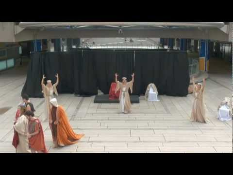 IPHIGENIA IN TAURIS  ROBSON SQUARE  VANCOUVER  BC