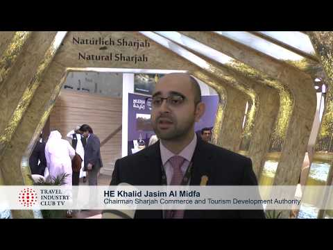 Sharjah - Interview mit Chairman Sharjah Commerce and Tourism Development Authority