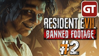 Thumbnail für das Resident Evil 7: Banned Footage DLC Let's Play