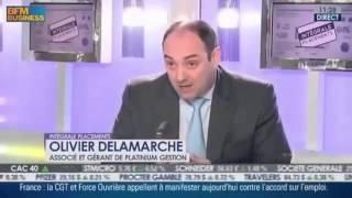 Olivier Delamarche   Sortez votre argent des banques