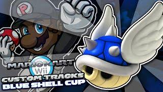 Mario Kart Wii Custom Tracks w/ PKSparkxx! | Blue Shell Cup (Season 2) - #MarioKartMondays