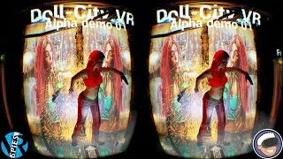 Playing Doll City on the Oculus Rift CV1 using the 0.7/0.8 to 1.3 Runtime Wrapper.