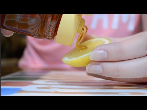 DIY: Lemon & Honey Acne Mask