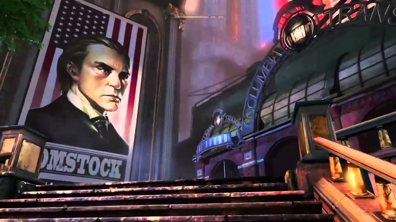 BioShock: Infinite E3 2011 Gameplay Demo (PS3, Xbox 360 ...